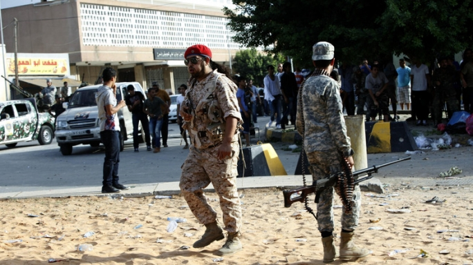 Reports suggest Egypt and Algeria considering military operation in Libya