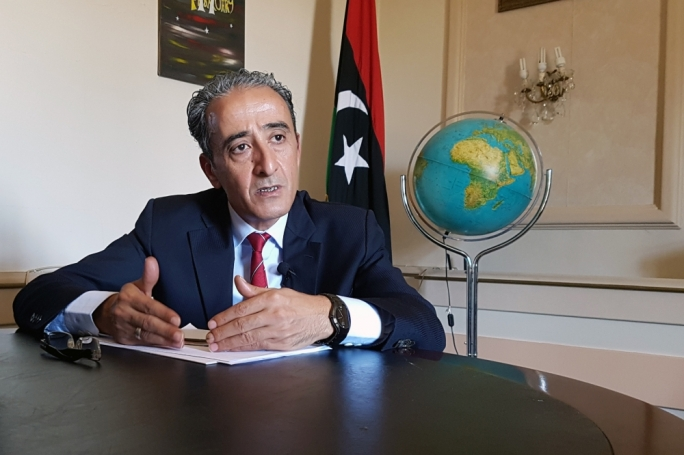 Chargé d'affaires on alleged medical visas racket: 'No Libyan citizen requested embassy's help'