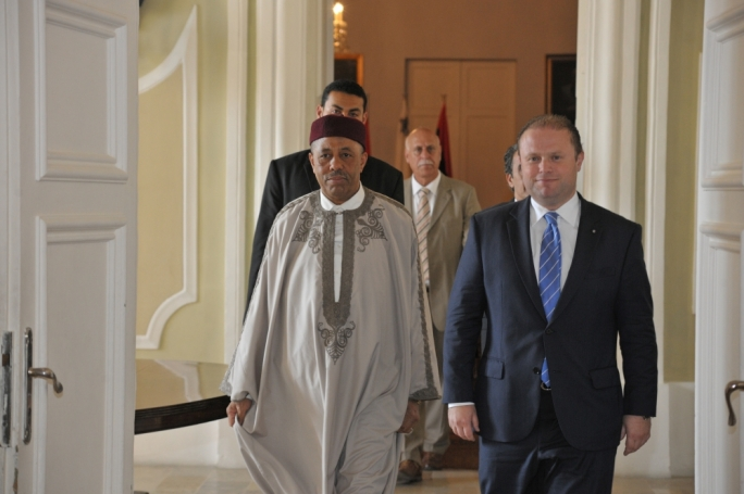 [WATCH] Tobruk-based government 'aspires' for unity government deal tomorrow