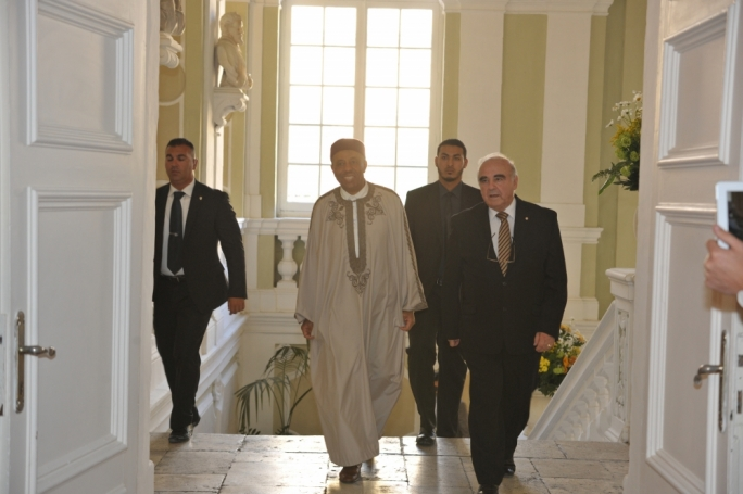 [WATCH] Libyan Prime Minister in Malta for talks with Muscat