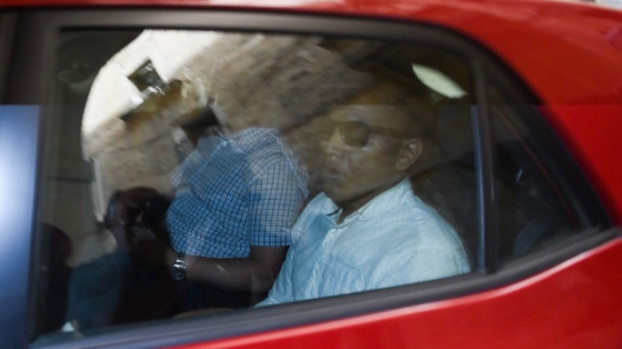 The second Libyan man accused with the Hamrun murder. (Photo: James Bianchi/MediaToday)