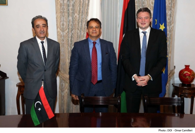 Malta, Libya reaffirm cooperation in health sector