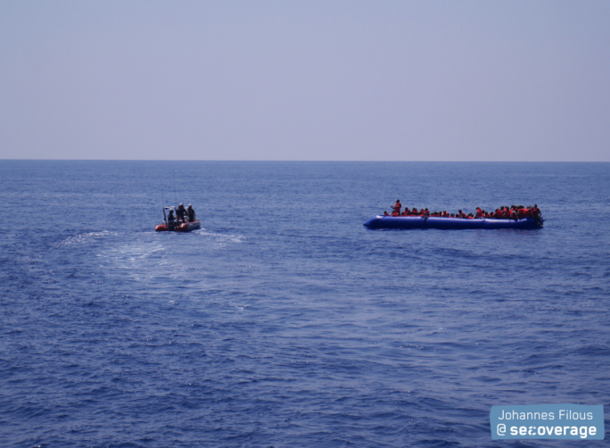 NGO claims Malta refusing to allow rescue vessel to receive food and water