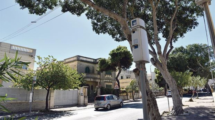 The Attard speed camera dished out an average of 36 contraventions a day