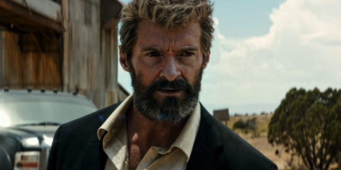 Lone again: Logan (aka Wolverine) gets one hell of a swansong by actor Hugh Jackman in James Mangold's futuristic take on the fan-favourite X-Men character