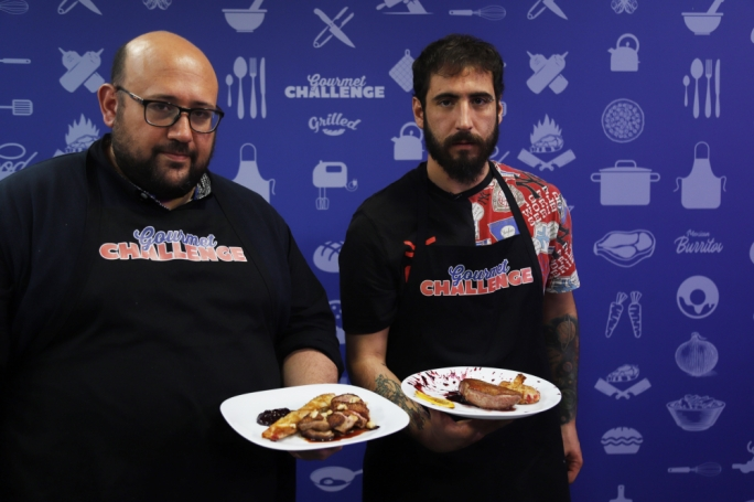 [WATCH] Gourmet Challenge episode 7: Loris Ciulla vs JP Tanti