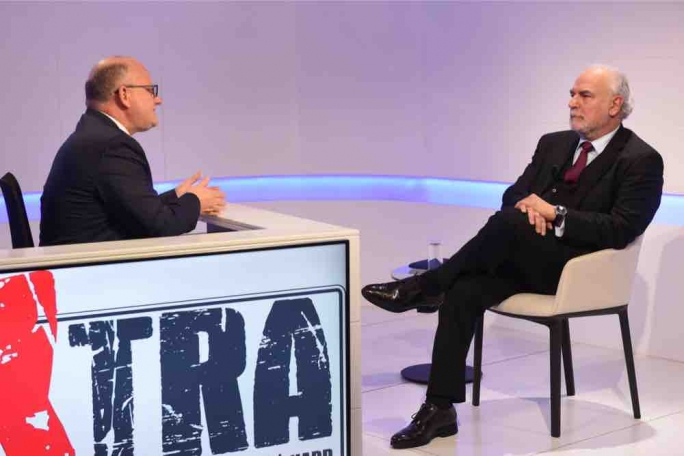 Louis Grech was interviewed by Saviour Balzan on Xtra
