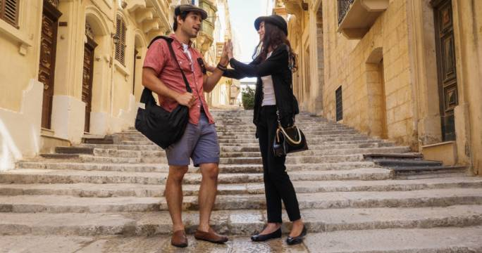 Eden Cinemas presents: Love to Paradise, filmed in Malta