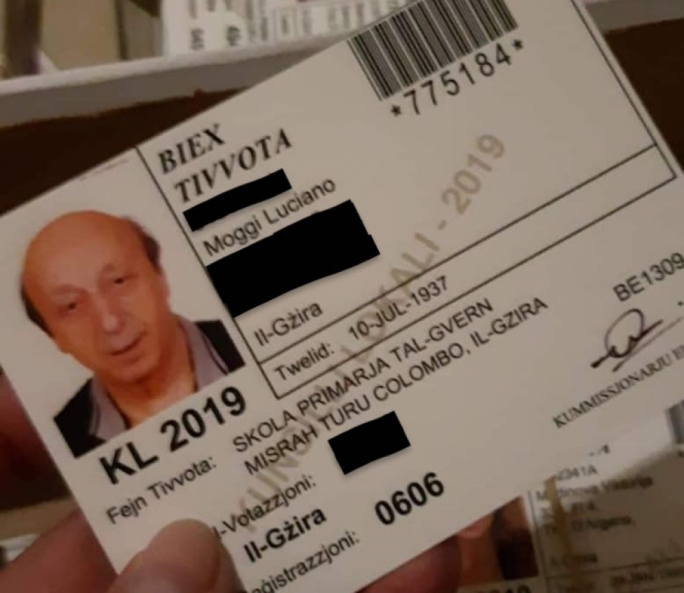 Juve's match-fixer Luciano Moggi is a Gzira resident... and can vote in Malta!
