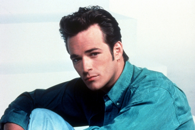 Beverly Hills actor Luke Perry dies, aged 52