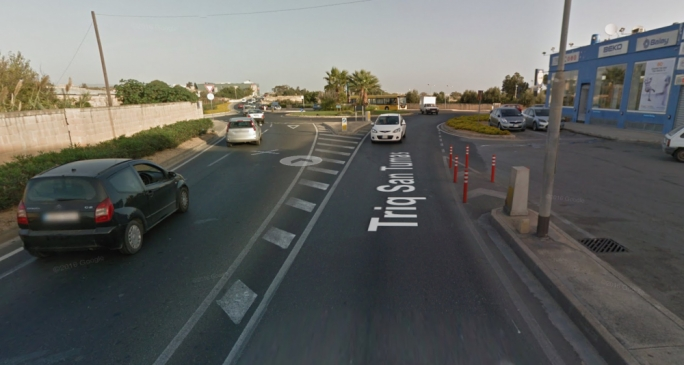 Works start on widening of Qormi-Luqa road connection