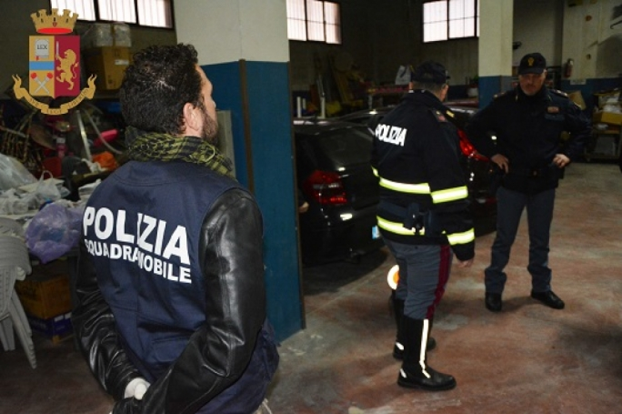 Italian police bust stolen luxury car and commercial vehicle racket involving Malta, Libya