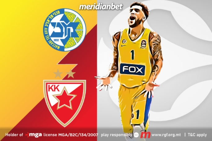 Titans Maccabi Tel-Aviv and Crevna Zvezda clash on the global stage