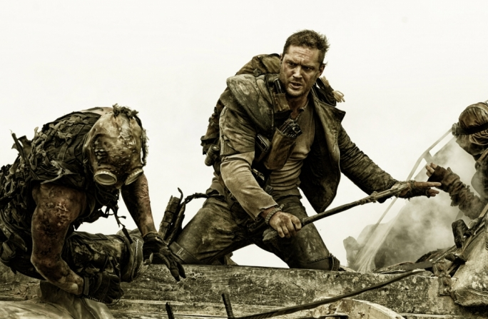 The end of the world as we know it, again: Tom Hardy is the Road Warrior