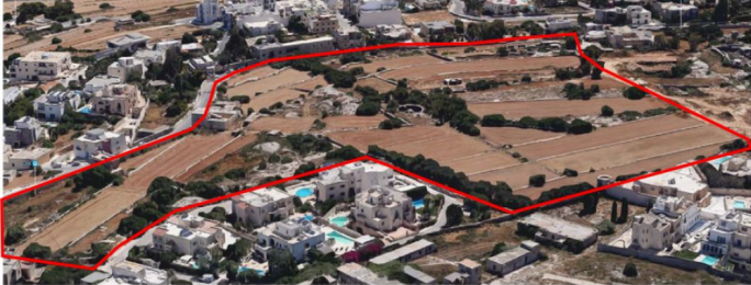Madliena fields set for vast residential construction