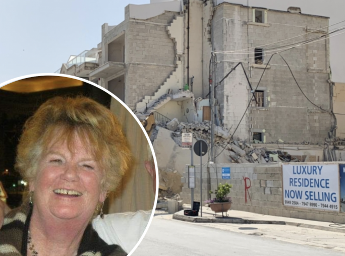 'Sorry you didn't spend your last days at home': Mellieha house collapse tenant passes away