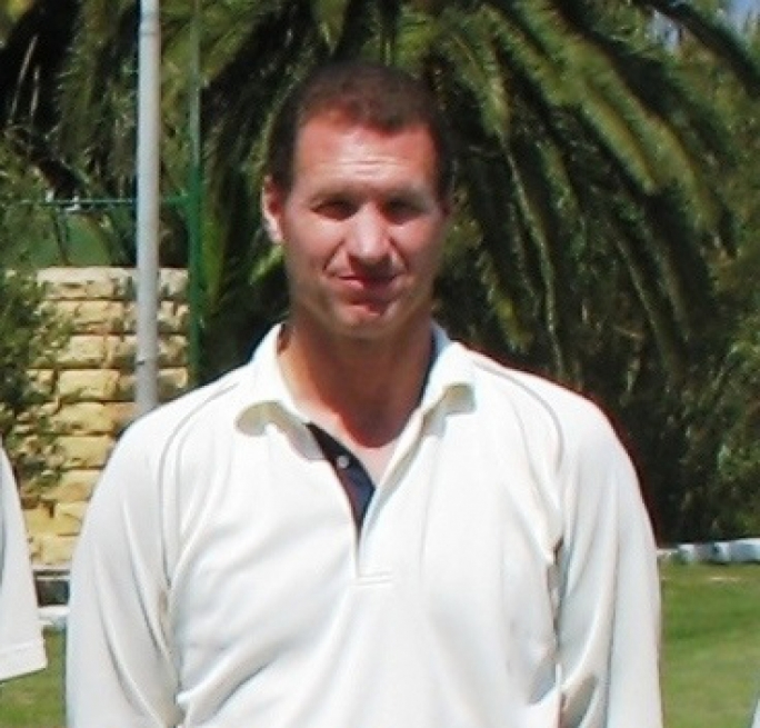 Malcolm Crabbe had the best bowling figures 4 wickets for 7 runs