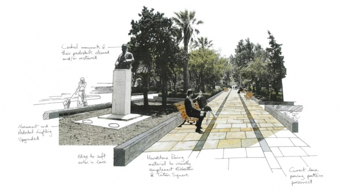The Mall in Floriana getting €4.2 million facelift