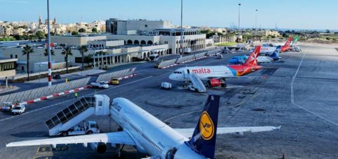 COVID-19 wipes off nearly €70 million in revenue for Malta International Airport