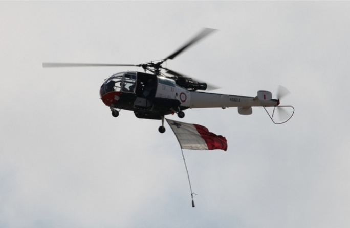 The new helicopters will replace the Alouette IIIs which are operated by the AFM at the moment.