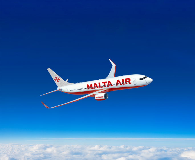Malta Air becomes the 37th airline to be registered in Malta