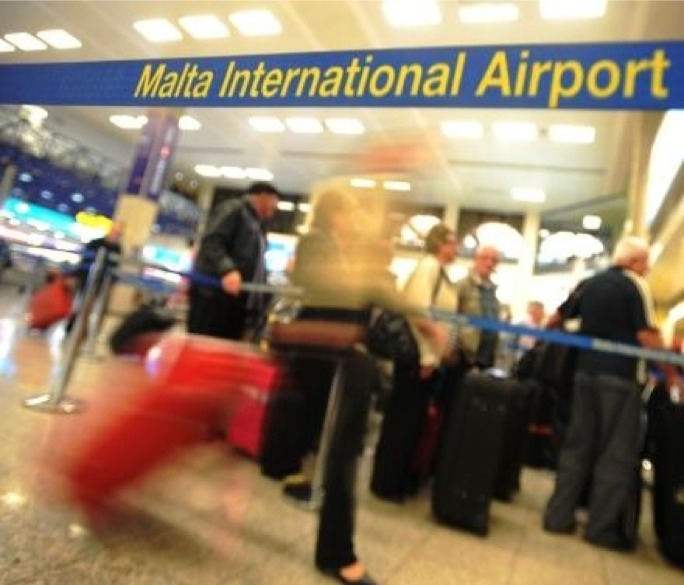 Malta International Airport is planning a €40 million terminal expansion