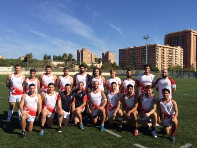 The Malta National Rugby Team