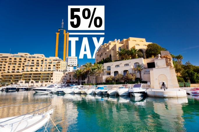 Every year Malta wipes out €2 billion in foreign tax by giving shareholders 85% rebates on their tax