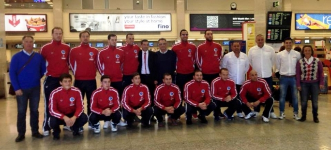 Malta's National Water Polo team