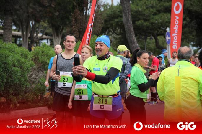(Source: Vodafone Malta Marathon Facebook page)