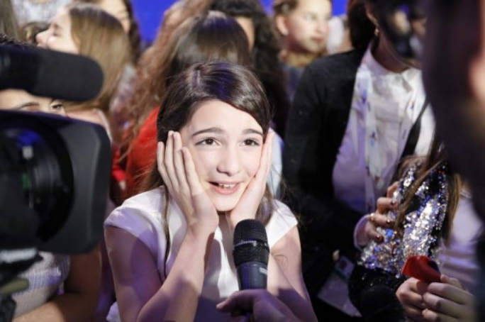 10-year-old Mariam Mamadashvili, representing Georgia, won the 2016 Junior Eurovision Song Contest on Sunday