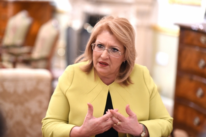 President of the Republic Marie Louise Coleiro Preca (Photo: Ray Attard)