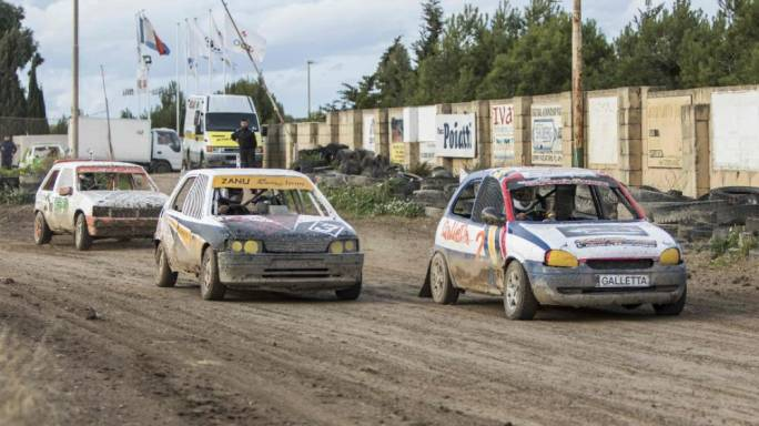 Zammit wins the Autocross Modified and Vella wins the Standard Class