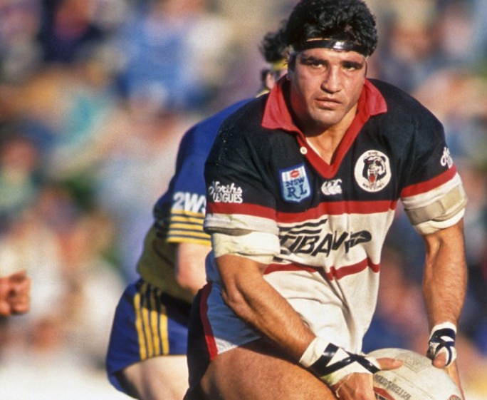 Mario Fenech during his playing career in Australia
