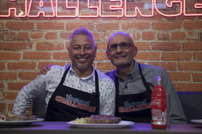 [WATCH] Gourmet Challenge episode 12: Gordon Mayo vs Mario Grech