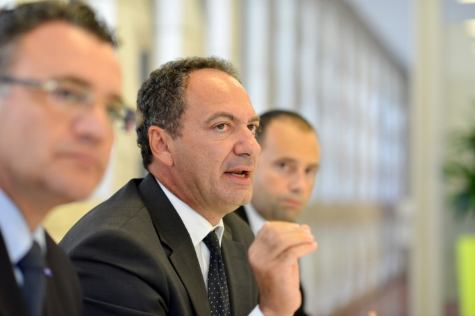PN deputy leader Mario De Marco • Photo: Ray Attard