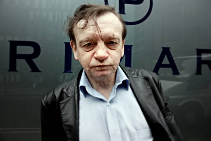 "Mark E Smith: ""If it's me and yer granny on bongos, it's The Fall."""