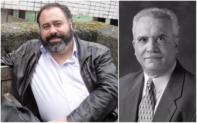 Mark Sammut (left) had threatened MaltaToday with legal action over his father's obituary despite two consecutive clarifications published in the newspaper.