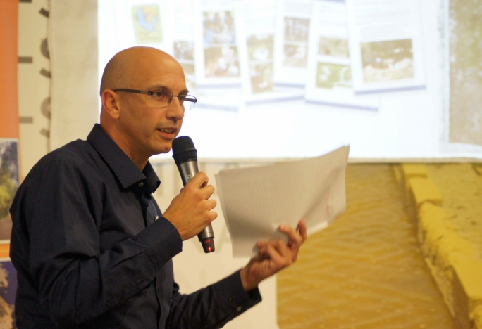 BirdLife Malta CEO Mark Sultana