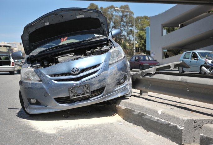 Almost five traffic casualties a day registered since start of the year