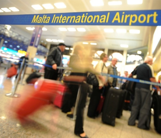 Brit methadone user guilty of causing airport disturbance