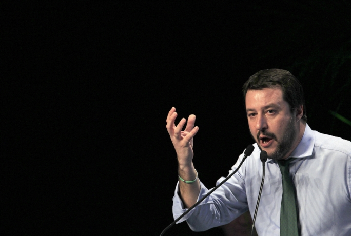 Italy's new Home Affairs minister Matteo Salvini has insisted that Italy cannot be expected to deal with migration alone
