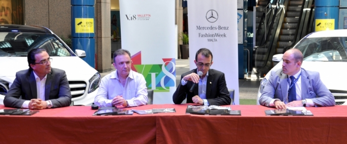 Mercedes-Benz Fashion Week launched