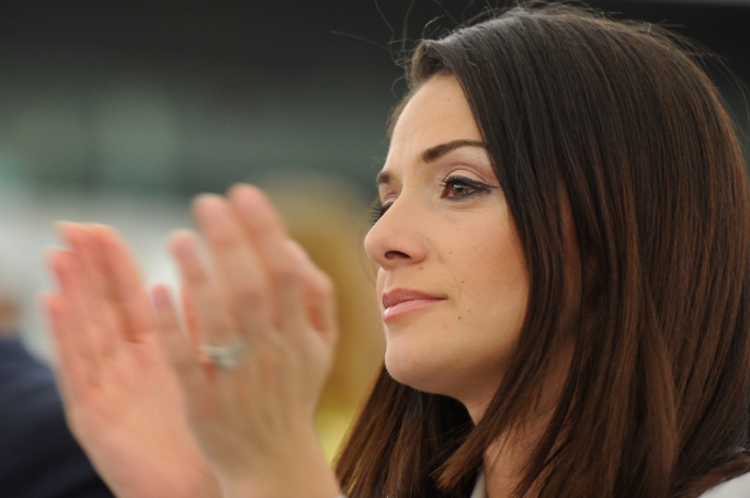 Miriam Dalli denies being a European Commissioner contender