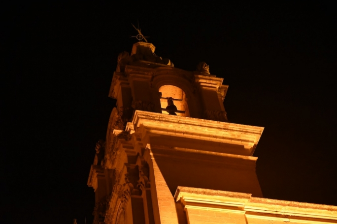 The Cathedral in Mdina is said to be one of the most haunted in Malta
