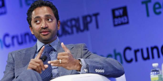 Chamath Palihapitiya (Photo: Business Insider)