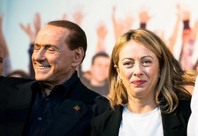 Salvini wants to join force with right-wing bedfellows Forza Italia, led by Silvio Berlusconi and Fratelli d'Italia, led by Giorgia Meloni