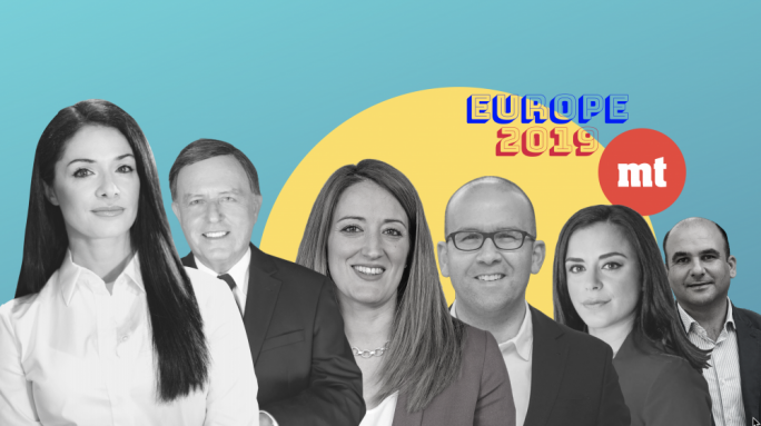 MEP rankings | Miriam Dalli and Frank Psaila advance, Alfred Sant falters
