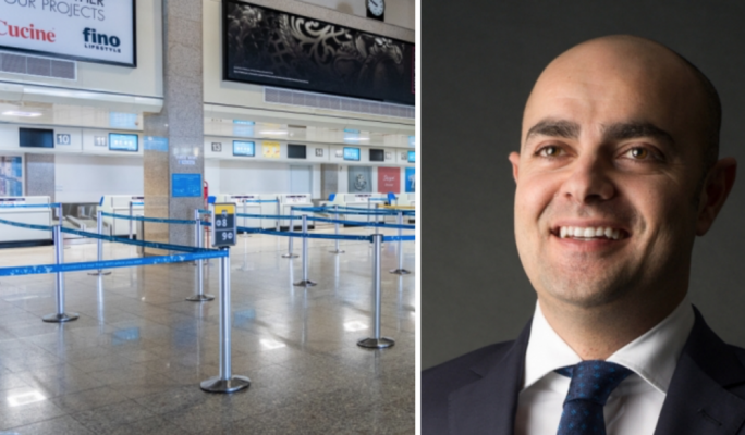 Airport chief calls for Malta COVID app to facilitate tourist travel in summer