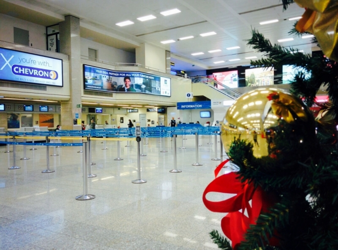 Over 60,000 passengers expected at Malta International Airport over the holidays